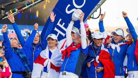 Solheim Cup Team Europe