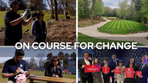 On Course for Change