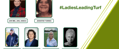 Ladies Leading Turf 2021