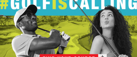 Golf Canada launches new retention programme