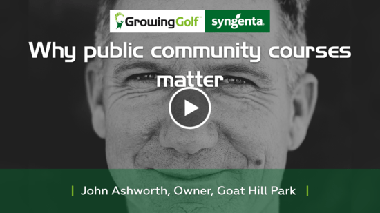 Why public community courses matter