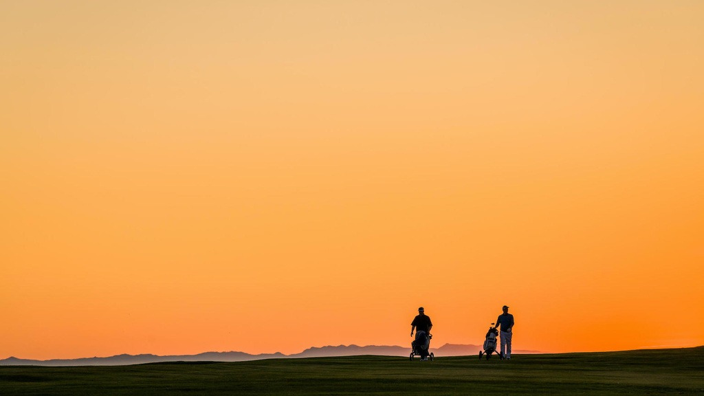 Golf and mental wellbeing