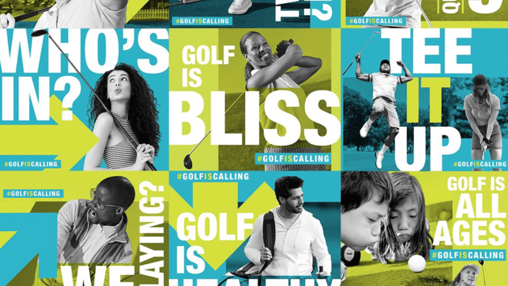 Golf Canada launches Golf is Calling